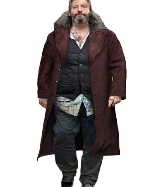 Hank Anderson Detroit Become Human Coat