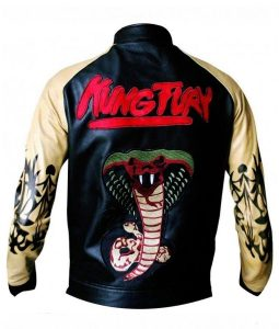 David Hasselhoff Cobra Bomber jacket