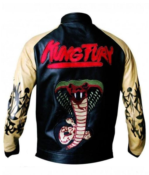 Kung Fury Cobra Jacket