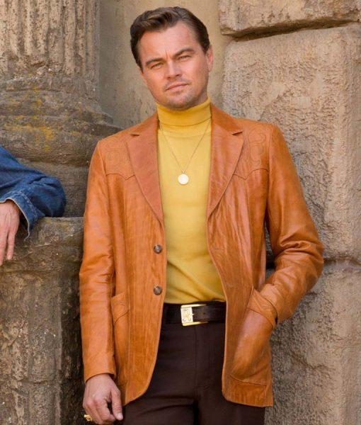Leonardo DiCaprio Blazer Jacket