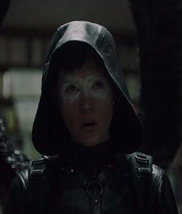 Lisbeth Salander black Hooded Jacket
