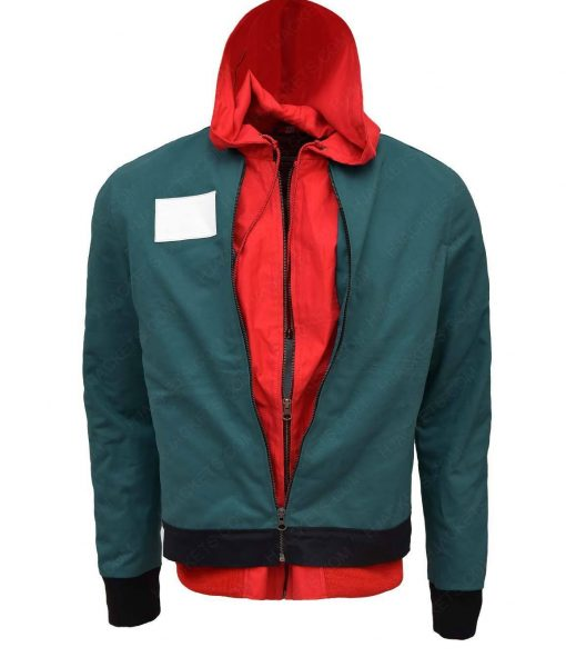 Miles Morales Hooded Jacket