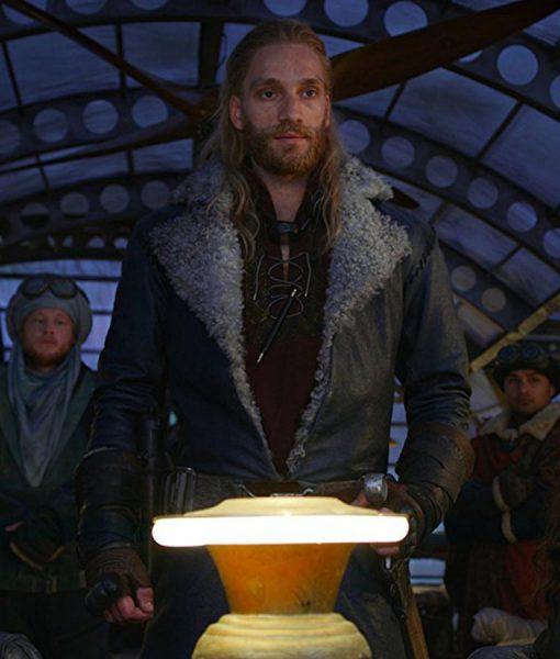 Mortal Engines Leifur-Sigurdarson Coat