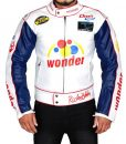 Wonder Racing Leather Jacket