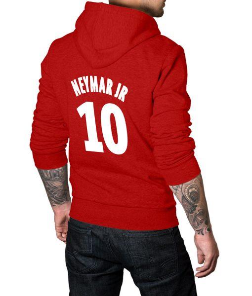 Neymar-10-printed-Hoodie