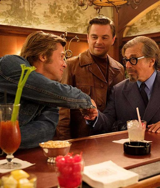 Once Upon A Time In Hollywood Jacket