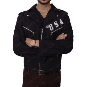 George Michael BSA Leather Jacket