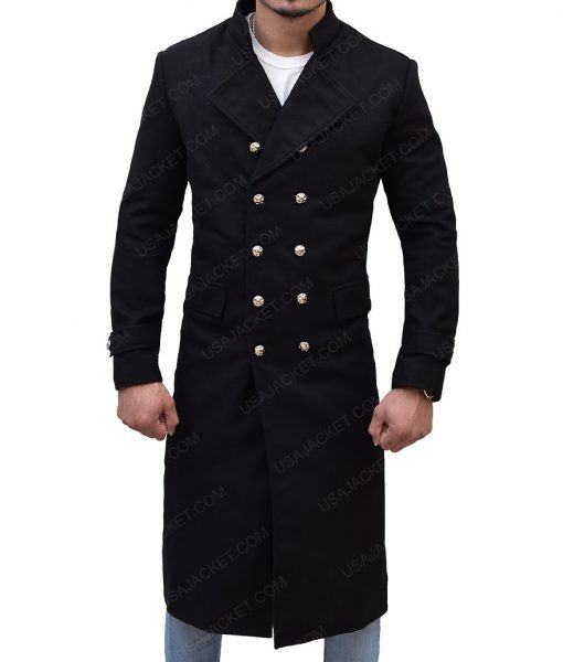 The Crimes Of Grindelwald Johnny Depp Coat