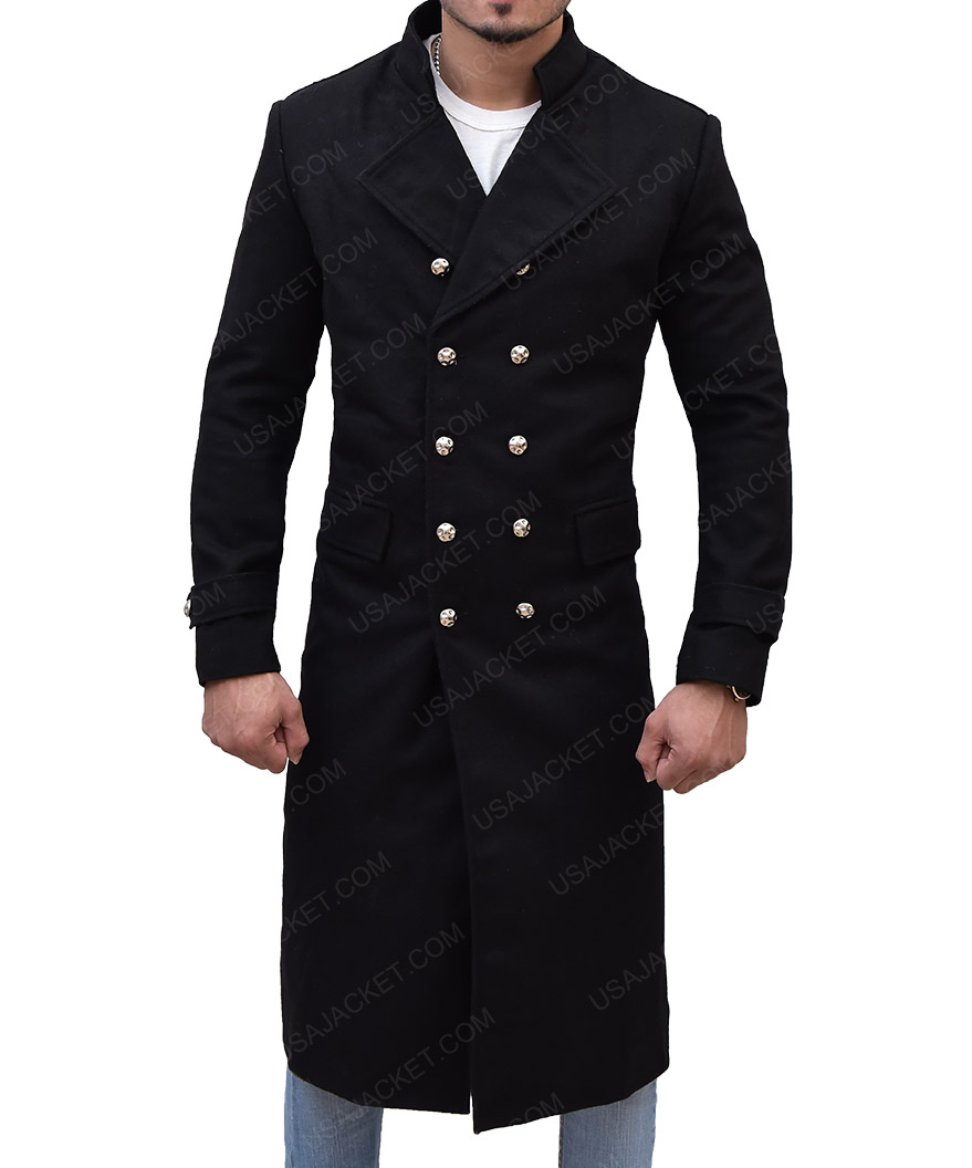 Gellert Grindelwald Johnny Depp Coat