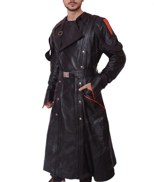 The First Avenger Red Skull Jacket