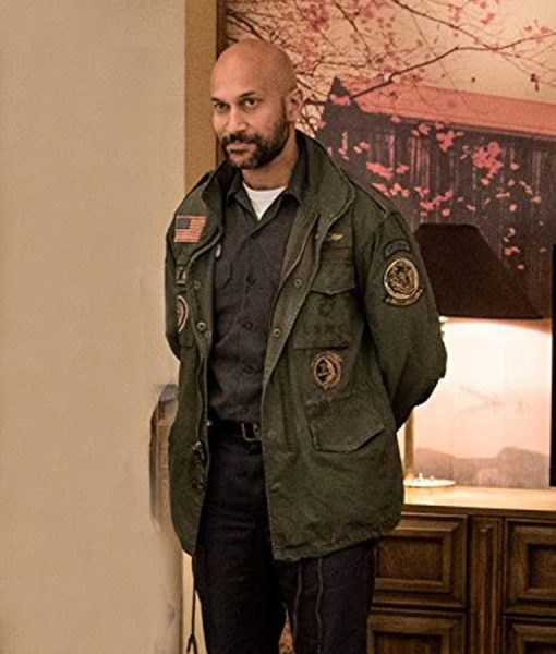 The Predator Keegan Michael Key Jacket