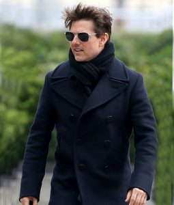 Mission Impossible 6 Ethan Hunt Wool Coat