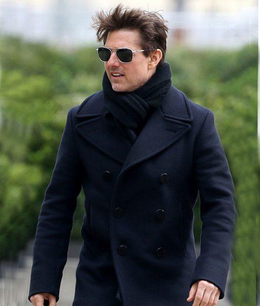 Tom Cruise WoolCoat