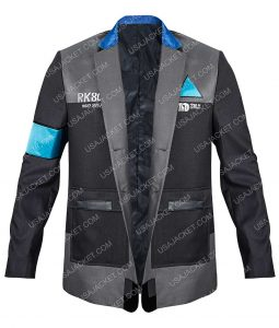 Human Video Game Connor Bryan Dechart Uniform Coat