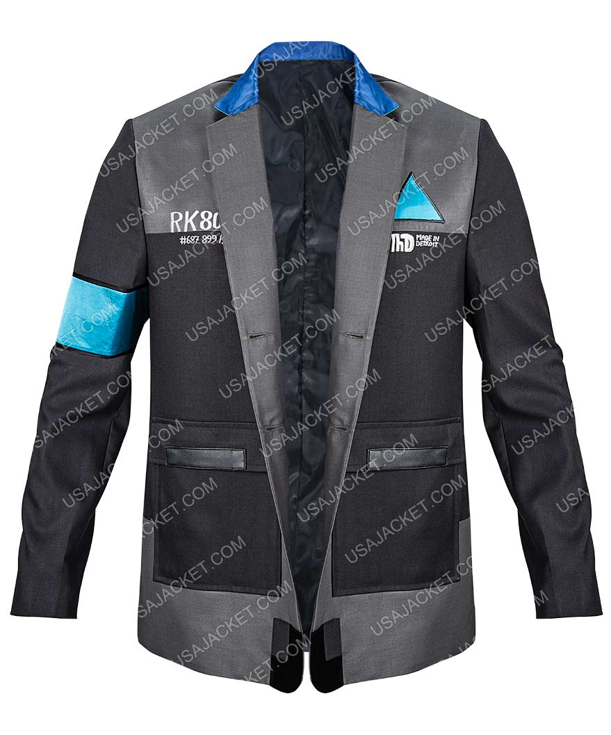 ce7fd0833 Connor Bryan Dechart Android Uniform RK800 Coat