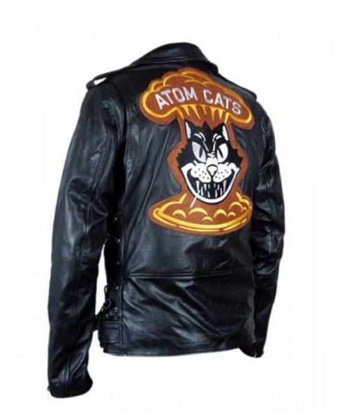 Atom Cats Gaming Biker Leather jacket