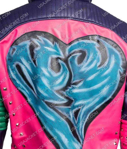 Mal Descendants Dove Cameron Leather Jacket