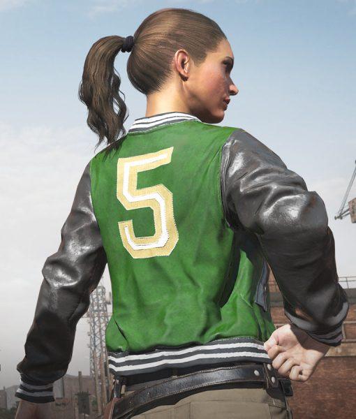pubg 5M Varsity Jacket