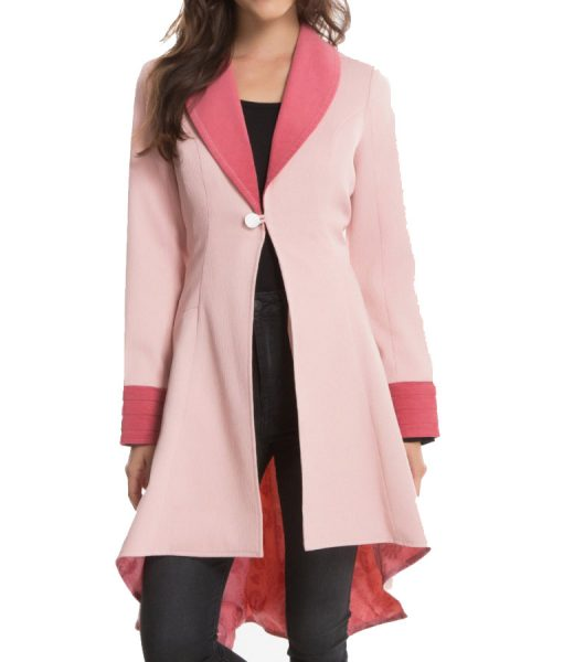 queenie-goldstein-pink-Coat