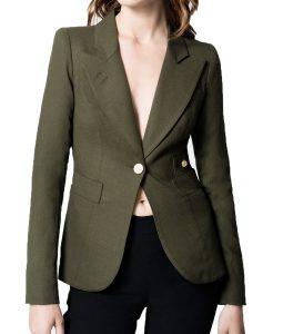 Dinah-Drake-Green-Blazer