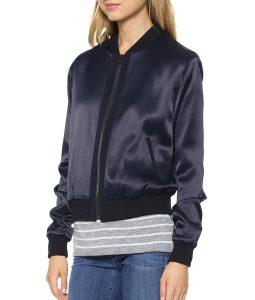 Willa-Holland-Shiny-jacket
