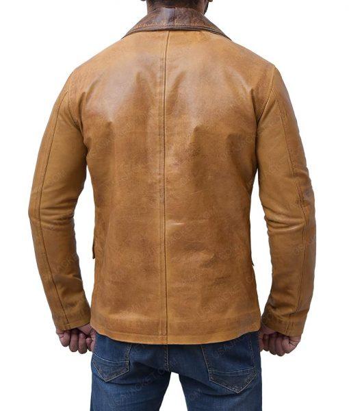 Redemption II Arthur Morgan Leather Jacket