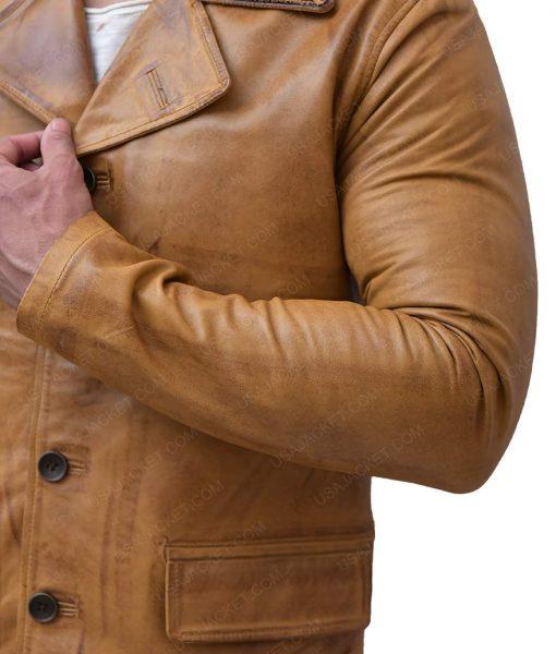 Arthur Morgan Brown Jacket