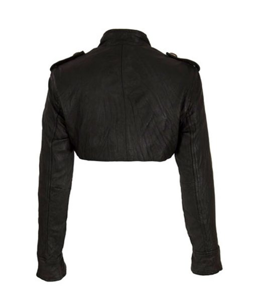X-men The Last Stand Callisto Cropped Jacket