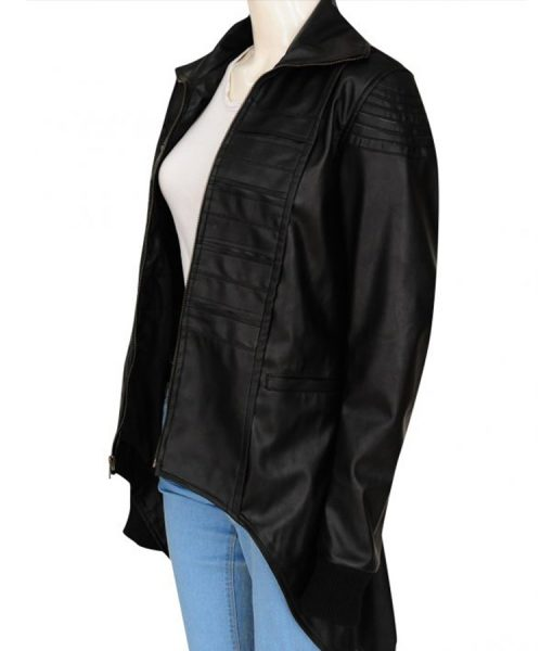 Selina Kyle leather jacket