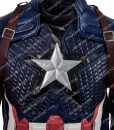 Captain America Avengers Endgame Leather Jacket