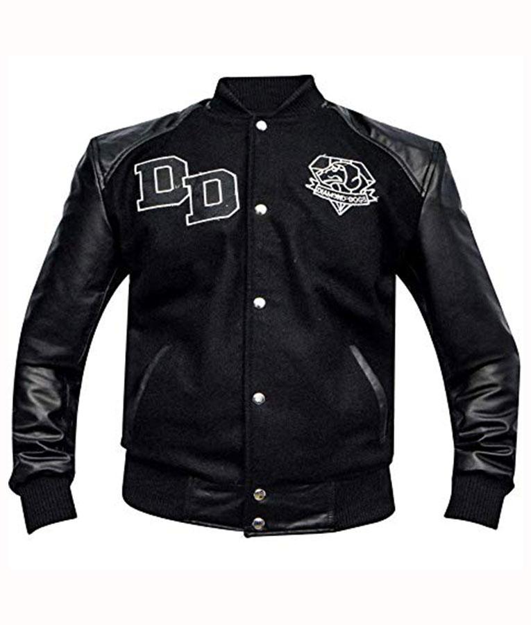 a380e6d90 Diamond Dogs Metal Gear Solid Varsity Jacket