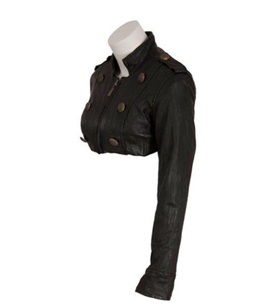 Callisto Leather jacket