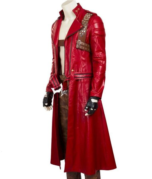 Devil May Cry Video Game 3Dante Red Coat