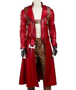 Devil May Cry 3Dante Red Long Coat