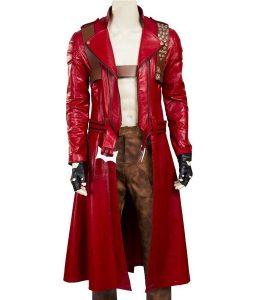 Devil May Cry 3Dante Red Long Coat