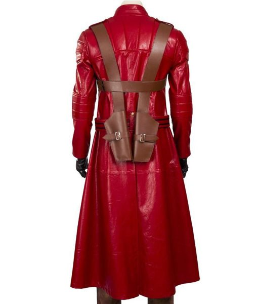 Devil May Cry Video Game 3Dante Long Coat
