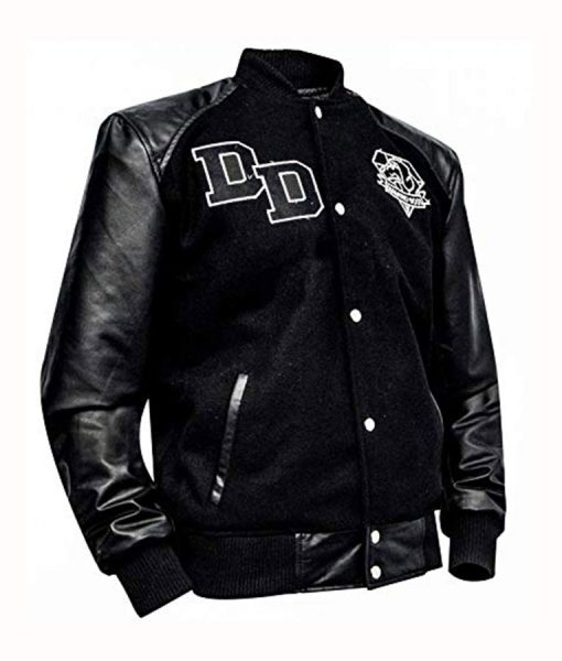 DD Logo Metal Gear Solid Jacket