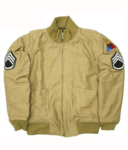 Don 'Wardaddy' Collier Bomber jacket