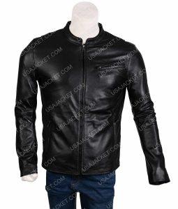 Gotham James Gordon Black Jacket