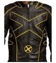 Hugh Jackman X-Men 3 Motorcycle leather Jacket