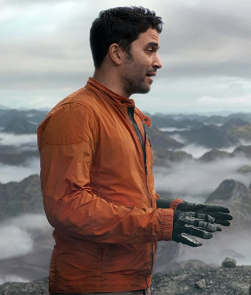 Ignacio Serricchio Lost In Space Jacket