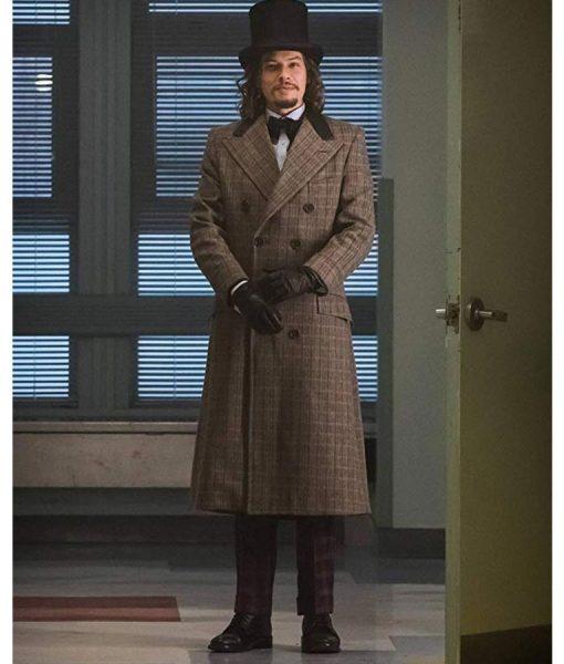 Jervis Tetch Gotham Coat