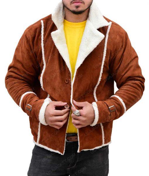 John David Washington BlackKklansman Ron Stallworth Jacket