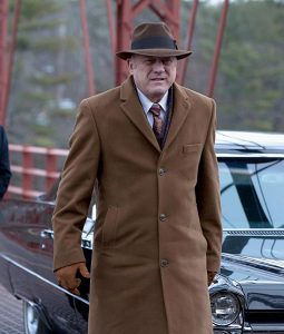 Gotham Carmine Falcone Long Jacket