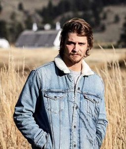 yellowstone Luke Grimes jacket