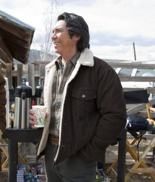 Lou Diamond Phillips Longmire Jacket