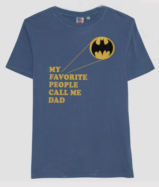 Men's Batman Short Sleeve-T-Shirt
