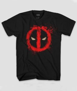 Deadpool Logo T-shirt