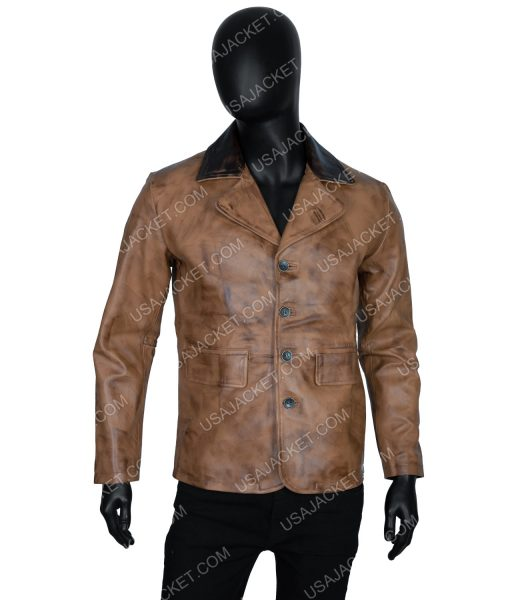 Arthur Morgan Leather Jacket
