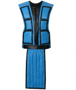 Mortal Kombat Sub Zero and Leather Vest
